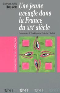 Une jeune aveugle dans la France du XIXe siècle.pdf