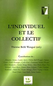 Thérèse Bellè Wanguè - L'individuel et le collectif.
