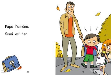 J'apprends à lire avec Sami et Julie  Le CP de Sami