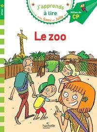 Thérèse Bonté - J'apprends à lire avec Sami et Julie  : Le zoo - Niveau 2 Milieu de CP.