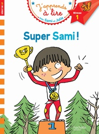 Thérèse Bonté - Super Sami !.