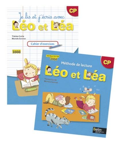 Thérèse Cuche et Michelle Sommer - Méthode de lecture CP Léo et Léa - Pack parents 2 volumes.