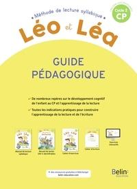 Thérèse Cuche et Michelle Sommer - Méthode de lecture syllabique CP Cycle 2 Léo et Léa - Guide pédagogique.