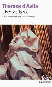 Thérèse d'Avila - Livre de la vie.