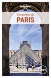 Thérèse de Chérisey et Catherine Le Nevez - L'essentiel de Paris. 1 Plan détachable