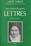 Thérèse de l'Enfant-Jésus - .