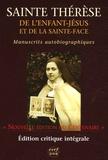Thérèse de l'Enfant-Jésus - Manuscrits autobiographiques - Edition critique du Centenaire.