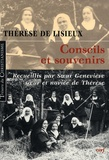 Thérèse de Lisieux - Conseils et souvenirs.