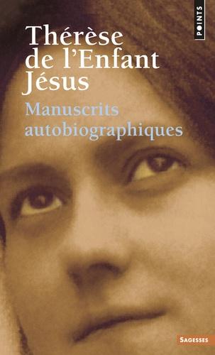 Manuscrits Autobiographiques Poche