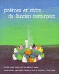 Thérèse de Villette et Maïte Roche - Fiches pour prier avec la Bible - 4ème série, Poèmes et récits de l'Ancien Testament.