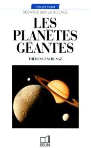 Thérèse Encrenaz - Les planètes géantes.