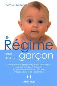 Thérèse Ferrari - Le régime pour avoir un garçon.