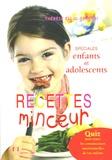 Thérèse Ferrari - Recettes minceur spéciales enfants et adolescents.