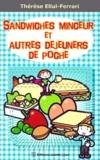 Thérèse Ferrari - Sandwiches minceur et autres déjeuners de poche.