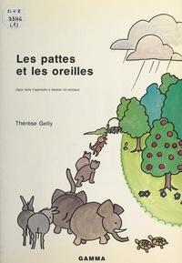 Thérèse Gelly - Façon facile d'apprendre à dessiner les animaux (2). Les pattes et les oreilles.