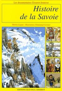 Thérèse Leguay - Histoire de la Savoie.