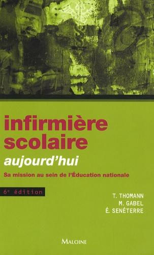 Thérèse Thomann et Marceline Gabel - Infirmière scolaire aujourd'hui - Sa mission au sein de l'Education Nationale.