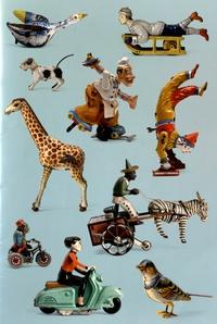 Rouler les mécaniques- La collection de jouets de Tomi Ungerer - Thérèse Willer |