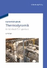 Thermodynamik - Ein Lehrbuch für Ingenieure.
