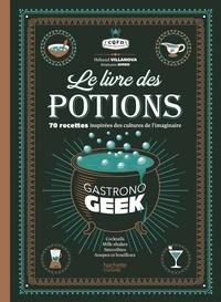 Livres audio en anglais à téléchargement gratuit Le livre des potions  - Gastronogeek en francais