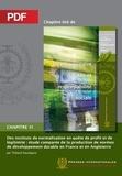 Thibault Daudigeos et René Audet - Des instituts de normalisation en quête de profit et de légitimité (Chapitre PDF) - Étude comparée de la production de normes de développement durable en France et en Angleterre.