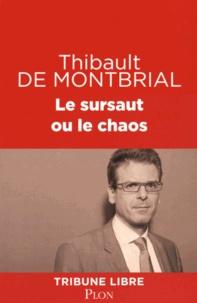 Thibault de Montbrial - Le sursaut ou le chaos.