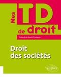 Thibault de Ravel d'Esclapon - Droit des sociétés.