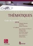 Thibault Denotte et Lévi Rosu - Code du notariat - Pack en 2 volumes dont un complément pour la région flamande.