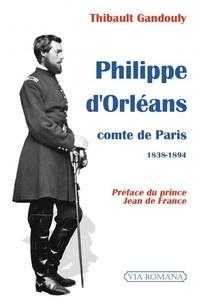 Thibault Gandouly - Philippe d'Orléans, comte de Paris - 1838-1894.