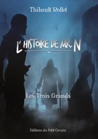 Thibault Rollet - Les Trois Grands - L'histoire de Mr. N, T2.
