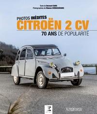 Thibaut Amant et Etienne Crébessègues - Citroën 2CV - 70 ans de popularité.