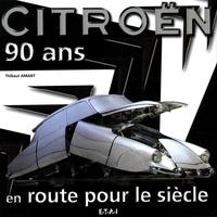 Thibaut Amant - Citroën 90 ans - En route pour le siècle.