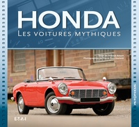 Thibaut Amant - Honda - Les voitures mythiques.