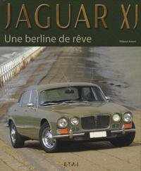 Thibaut Amant - Jaguar XJ - Une berline de rêve.