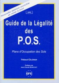 Goodtastepolice.fr GUIDE DE LA LEGALITE DES POS. Plans d'Occupation des Sols, édition 1998 enrichie et mise à jour Image