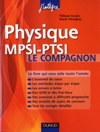 Deedr.fr Physique MPSI-PTSI - Le compagnon Image