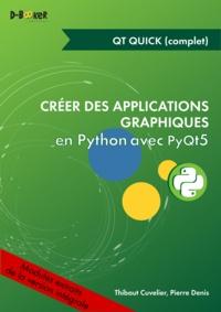 Thibaut Cuvelier et Pierre Denis - Développement avec Qt Quick (bases et notions avancées) MODULE EXTRAIT DE Créer des applications graphiques en Python avec PyQt5.