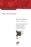 Thibaut de Champagne - Les chansons - Textes et mélodies.