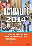 Thibaut Klinger - Actualité 2014 - Concours et examens 2015, Tous les événements incontournables de 2014.