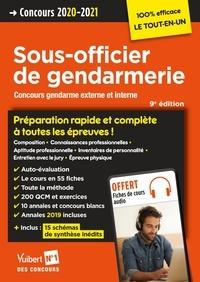 Thibaut Klinger et Bernadette Lavaud - Concours Sous-officier de gendarmerie - Concours externe et interne catégorie B.