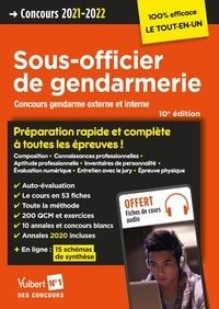 Thibaut Klinger et Bernadette Lavaud - Sous-officier de gendarmerie - Concours gendarme externe et interne.
