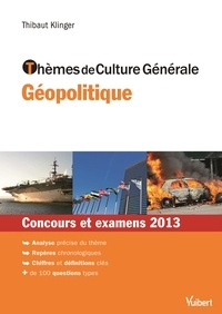Thèmes de culture générale Géopolitique - Concours et examens 2013.pdf