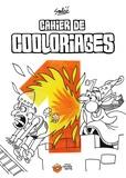Thibaut Soulcié - Cahier de Cooloriages - Tome 1.