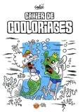 Thibaut Soulcié - Cahier de Cooloriages - Tome 3.