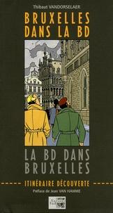 Bruxelles dans la BD, la BD dans Bruxelles - Itinéraire découverte.pdf