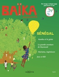 Thierno Diallo et Lola Oberson - Baïka n°Sénégal - N°23.