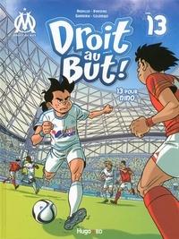 Thierry Agnello et  Davoine - Droit au But ! Tome 13 : 13 pour Nino.