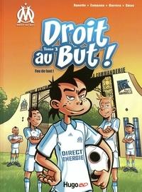 Thierry Agnello et  Zampano - Droit au But ! Tome 3 : Fou de foot !.