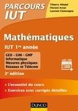 Thierry Alhalel et Florent Arnal - Mathématiques, IUT 1e année.
