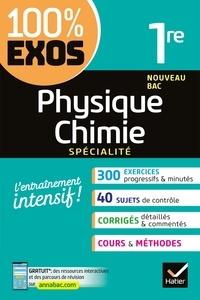 Thierry Alhalel et Jérôme Fréret - Physique-Chimie 1re générale (spécialité) - exercices résolus - Nouveau programme de Première.